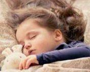 خواب کودک نوپا