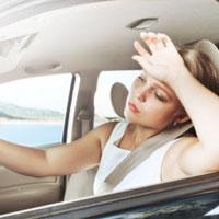 رانندگی-در-بارداری