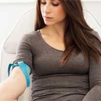 آزمایش خون برای تست بارداری