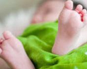 نوزاد پا پرانتزی
