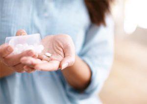 مصرف قرص کلومیفن برای درمان ناباروری
