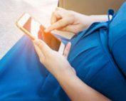موبایل در بارداری