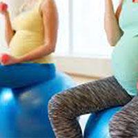ورزش ایمن در بارداری