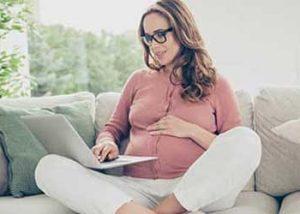 عمل لیزیک در بارداری و شیردهی