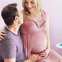 نزدیکی در هفته آخر بارداری